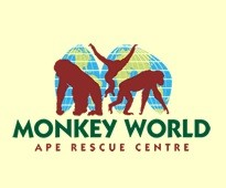 Monkey World Logo