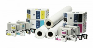 large format printer consumables