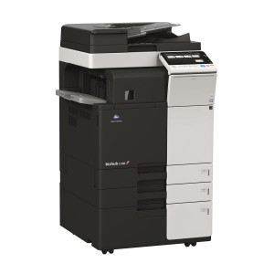 Konica Minolta Bizhub C308 in Southampton Logo - Collate Business Systems Limited