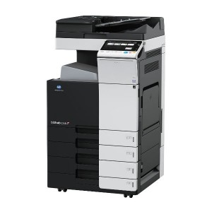 Konica Minolta Bizhub C258 in Basingstoke Logo - Collate Business Systems Limited